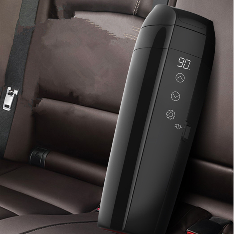 12 v 24 v universal carro de aquecimento água copo elétrico isolamento caneca fervente chaleira café à prova de vazamento portátil viagem casa conveniente - 6