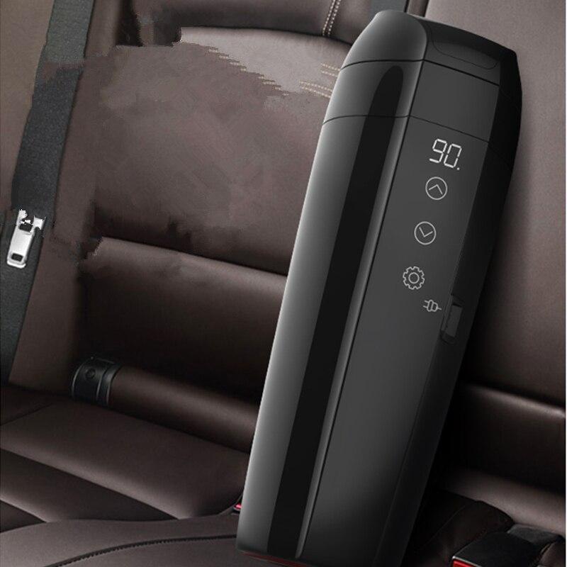 12V 24V Universele Water Verwarming Auto Elektrische Cup Isolatie Mok Kokend Koffie Waterkoker Lekvrij Draagbare Reizen Thuis Handige - 6