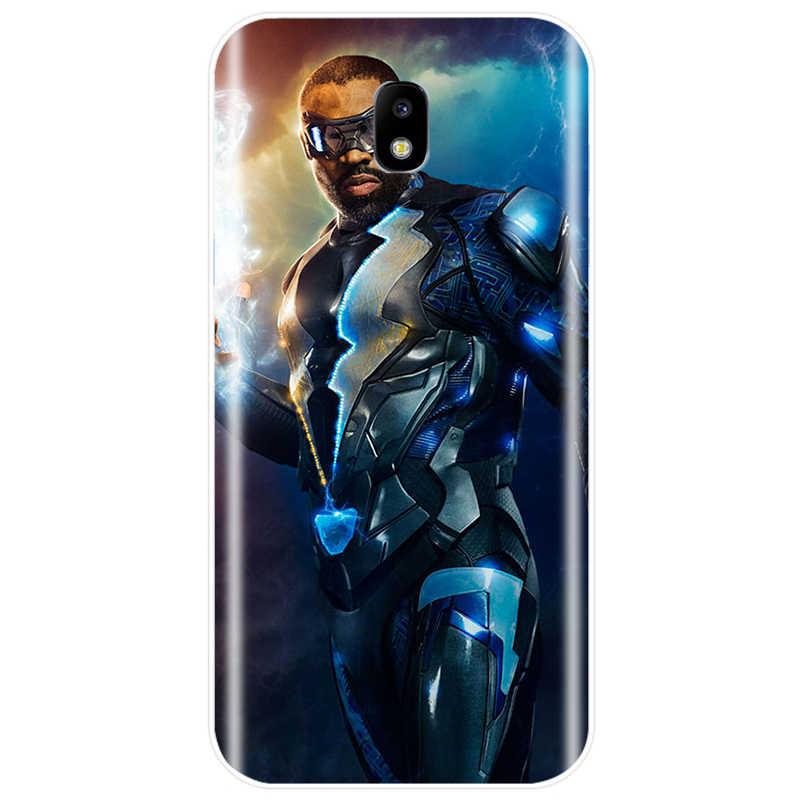 Thor DEUS do trovão Capa de Silicone Suave TPU Caso de Telefone Para Samsung Galaxy J5 J6 J8 2018 J5 J7 2017 J7MAX j5 J7 2016