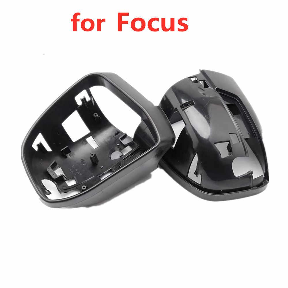 Generic Brands Spiegel f/ür Autos Seitenspiegel-Rahmenhalter Mondeo MK4 Glas Surround Trim for Focus MK3 MK2 2012 2014 2015 2016 2017 2018 2010 2011 Farbe : Left no Hole