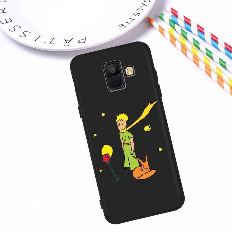 Dành Cho Samsung Galaxy Samsung Galaxy S11 Plus S11e Tiểu Mi Mi 9T Đỏ MI Note 5 6 7 8 K20 Pro Danh Dự 8S 8A Ốp Lưng Điện Thoại Coque Hoạt Hình Hoàng Tử Bé Etui