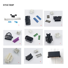 2020 FINETRIP Auto Parts 16 Pin OBD2 OBD-II Socket Automotive Diagnostic Interfa