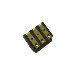 Image 2 - 10 шт., контактный разъем для аккумулятора Motorola GP3188 GP3688 CP040 EP450 GP3988