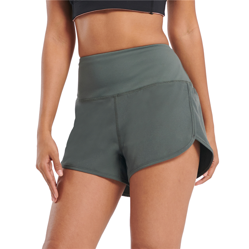 R.FW High Waist Joga Shorts Women Loose Soft Fitness Running Biker Shorts Workout Gym Shorts Girls Casual Short Pants in Panty