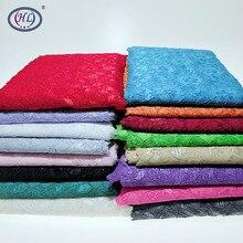 HL-tejido elástico Multicolor de punto de encaje, accesorios de ropa interior, decoración de falda, bricolaje, 16CM de ancho, 1 yarda, HB005