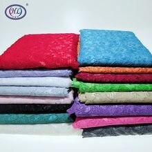 HL tissu en dentelle extensible multicolore, 1 Yard 16CM de large, accessoires de sous-vêtements, décoration de jupe vêtements, HB005