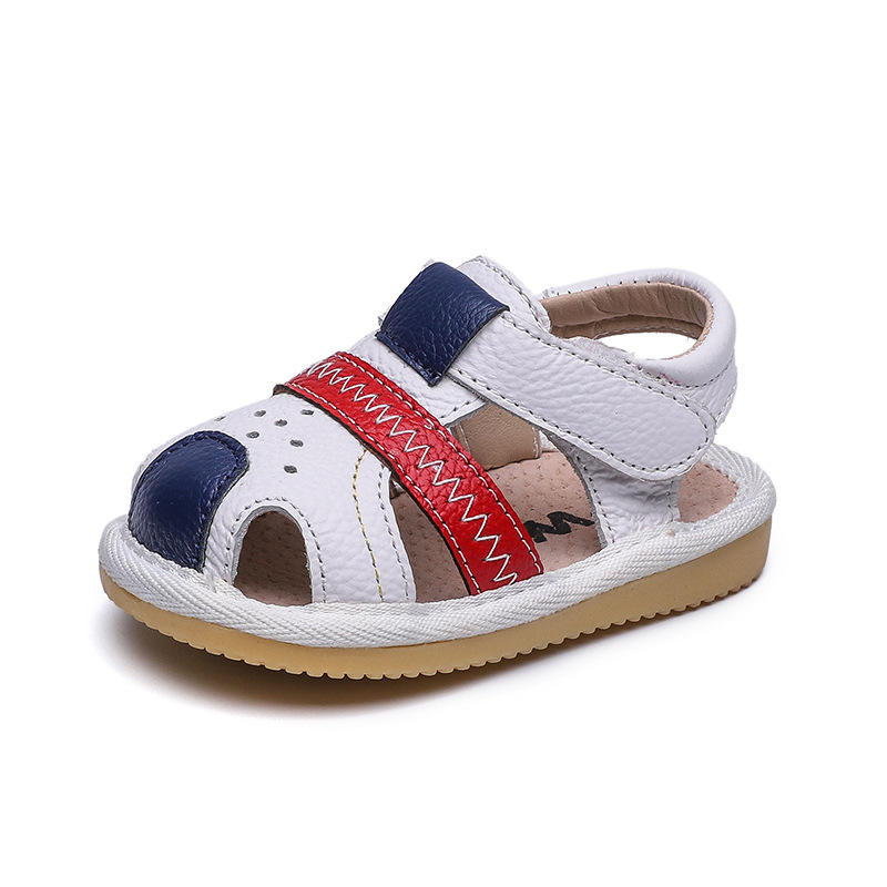 Summer Velcro Breathable Cute Sandals 6