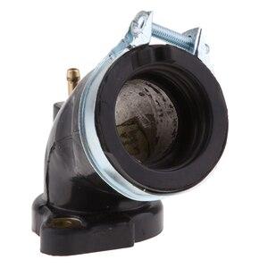 Tubo de entrada do coletor de admissão do carburador para 260cc 300cc yp250 vog250 atv quad|Carburadores| |  -