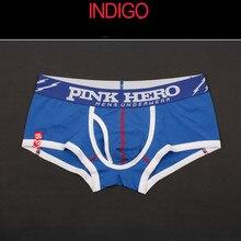 DYROREFL Mens Underwear Cartoon Print U Sac Casual Fashion Cotton Panties With Multi-color Hot Sale N1226