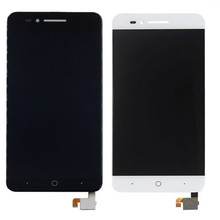 Top quality For ZTE Blade A610 A610C BA610 Full LCD Display With Touch Screen Digitizer Assembly Replacement Parts 5 inch white black for zte voyage 4 blade a610 lcd display touch screen digitizer assembly replacement free tools