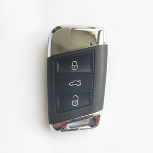 Image 3 - For VW Golf MK7 Jetta Tiguan Polo for Superb Octavia Yeti Fabia MQB Car Modified Replacement Remote Key Shell Key Case Cover