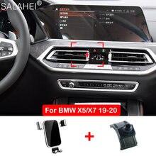 Высокая Класс автомобиля мобильный телефон держатель для bmw