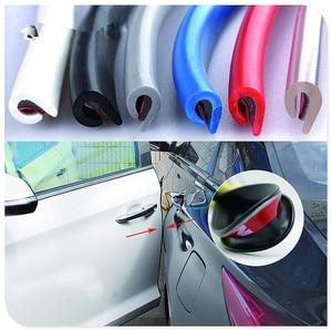 5M Auto Car Door Edge Rubber Scratch Protector Strip Protection for Suzuki Aerio Ciaz Equator Esteem Forenza Forsa Grand(China)