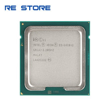 Intel Xeon E5 2420 v2 2,2 GHz Six-Core 12-Hilo de 15M LGA 1356 E5 2420v2 procesador de CPU(China)
