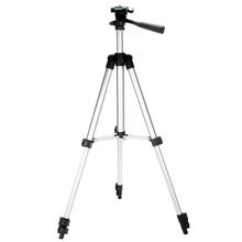 Najnowszy 1pc przenośne statywy czarny aluminiowy wysuwany statyw stojak regulowany dla mini projektor DLP Camera Mayitr tanie tanio Portable Tripod