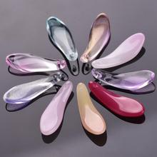 Beads Top-Drilled-Pendants Crystal Glass Jewelry-Making Earring Crafts Petal-Shape Loose