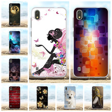 For ZTE Blade A530 Cover Ultra Thin Soft Silicone TPU Case Geometric Patterned Funda Bag