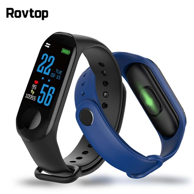 M3 Pro Smart Watch Sport Smart Band Blood Pressure Monitor Smart Wristband Smartwatch Bracelet M3Plus Wristband for Men Women