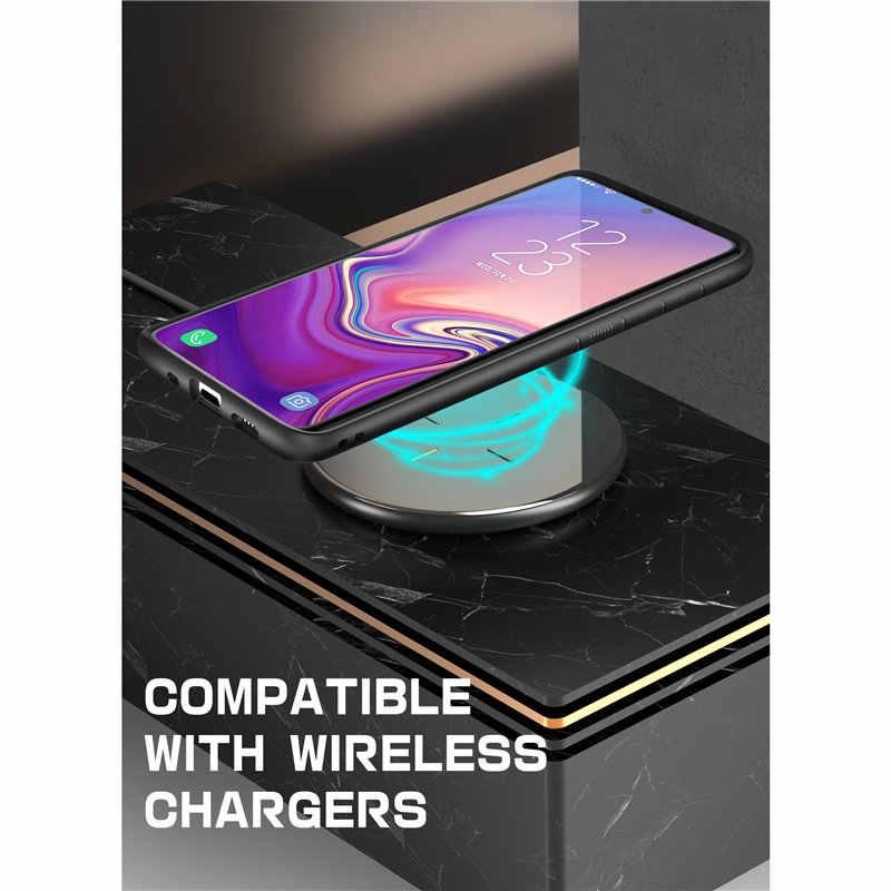 Suporte para samsung galaxy s20 ultra case/s20 ultra 5g (2020) capa protetora híbrida de tpu estilo ub, capa transparente de proteção para pc