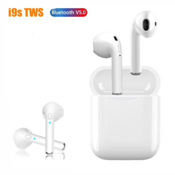 tcunpt new i7 i9s i8x wireless bluetooth earphone in ear invisible earbud headphone stereo headset for iphone sumsaung xiaomi i9s Tws Headphone Wireless Bluetooth 5.0 Earphone earbuds Stereo Sound Headset For Iphone Xiaomi Samsung Android Mobile phone