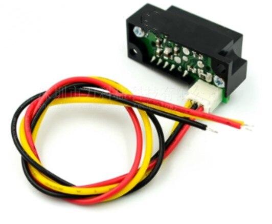 100% New 1PCS GP2Y0A51SK0F Infrared Proximity Distance Sensor 2-15cm