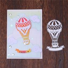 Inlovearts металлические Вырубные штампы для скрапбукинга Счастливого