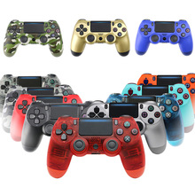 Wireless Bluetooth Gamepad for PS4 Controller Rechargeable Gamepad for Playstation 4 Dualshock Joystick for  PS3 PS4