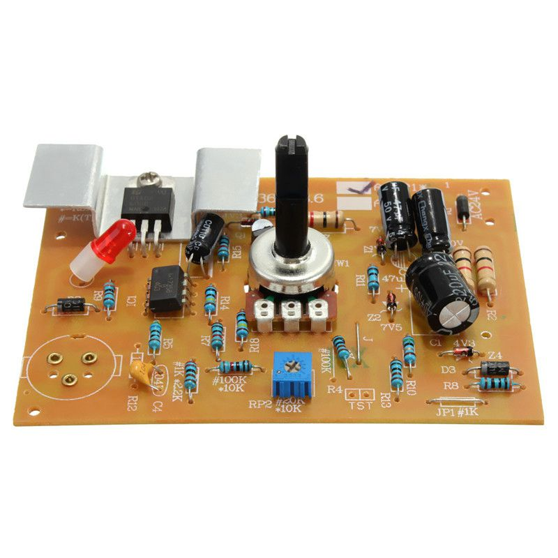 Circuit Board For HAKKO 936 Soldering Iron Station Control Board Controller Thermostat A1321 Factory Mill Plant Works Useful