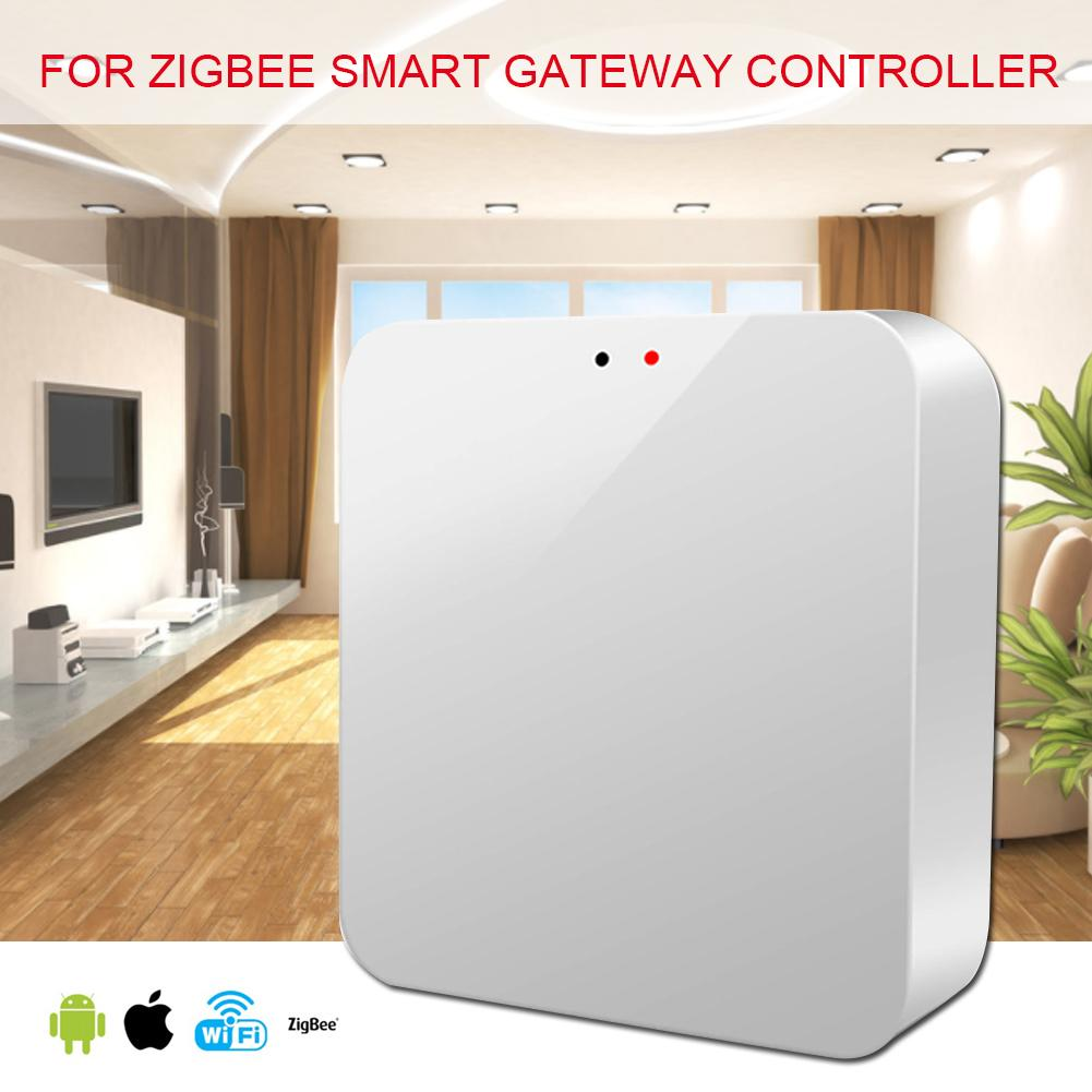 Smart Gateway Controller WiFi Mesh Router Range Extender Wireless Controller For Zig Bee Home Gateway Whole-Home WiFi Coverage