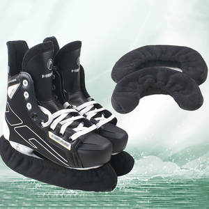Blade-Cover Skate Soakers Hockey Extreme Cloth for Walking 1-Pair Soft-Terry