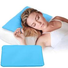 Pillow Cooling-Gel Travel-Aid Office Comfortable Sleep Pad Bed-Mat Chilled