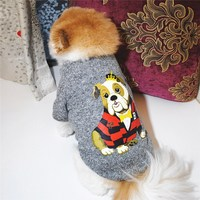 Dog Clothes coat Warm Winter Puppy Cat Coat Costume Pet Clothing Outfit For Small Medium Dogs Cats Chihuahua Yorkshire