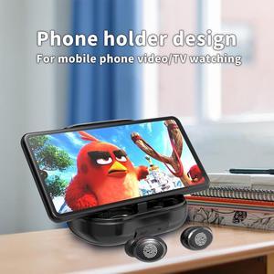 Image 5 - Беспроводные стереонаушники Bluetooth 5,0 9D, 3000 мАч, с сенсорным управлением, IPX7 водонепроницаемые беспроводные наушники, внешний аккумулятор
