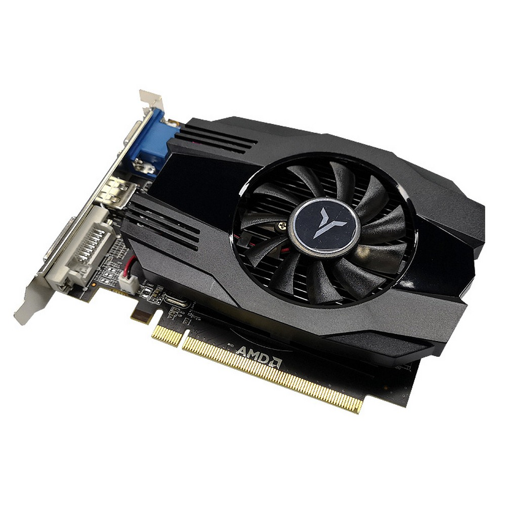 Graphics Cards For Gaming  4G/64bit/DDR3 Ultra-high Resolution Games Support VGA/DVI-D/HDMI