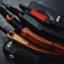 Кожаный ремешок на запястье для камеры Ricoh GR3 GR2 Canon G7X ручной работы