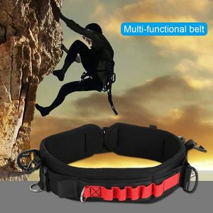Image 4 - Hot 3C PULUZ Camera Waist Belt Multi functional Bundle Waistband Strap Belt with Hook Photography Belt Backpack Belt for SLR/DSL