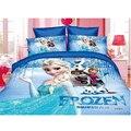 Disney Gefrorene Prinzessin Praxis Mädchen McQueen Auto Moana Bettwäsche Set kinder jungen Mädchen Bettbezug-set Schlafzimmer Decor twin