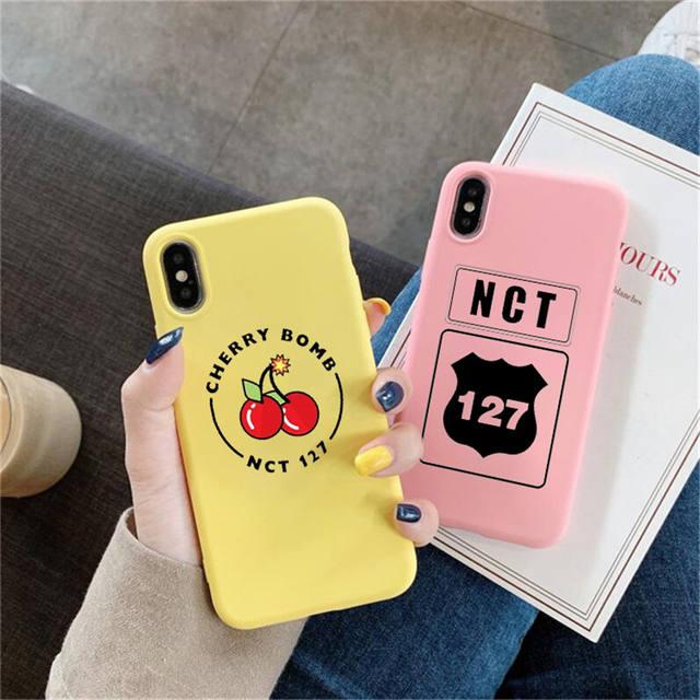NCT 127 HUAWEI PHONE CASE (15 VARIAN)