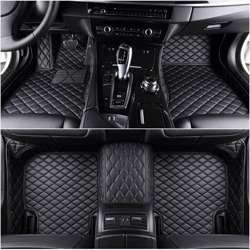 Коврики автомобильные под заказ, 5 сидений, для Dodge Challenger, charger RT ram 1500 2500 Durango RT Nitro Caliber journey, все модели