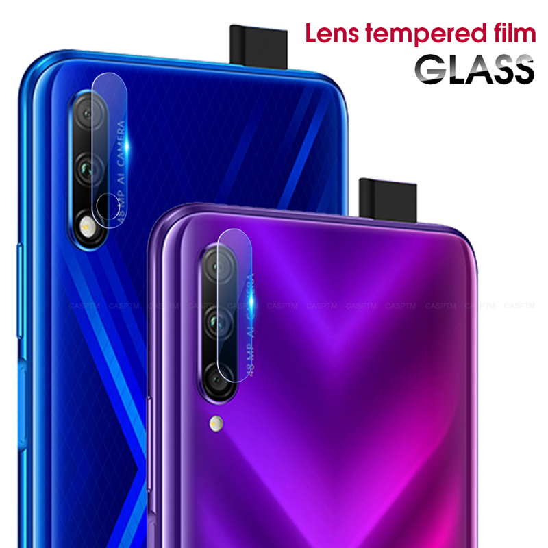 2pcs Camera Glass Film For Huawei Y9 Prime 2019 P Smart Z P20 Lite 2019 Back Camera Lens Tempered Glass For Honor 9X Pro 20 Lite image