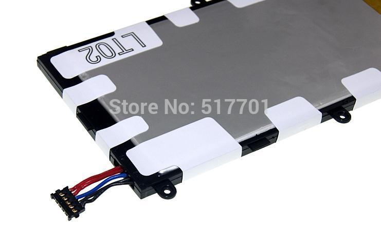 ALLCCX battery tablet battery <font><b>T4000E</b></font> for Samsung tablet Galaxy Tab3 T210 T211 with best price image