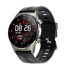 Gelee Kamm E13 Männer Sport Smart Uhr Mehrere Sport Modus GPS Unterstützung Schrittzähler Full Touch Smartwatch für IOS Android Telefon