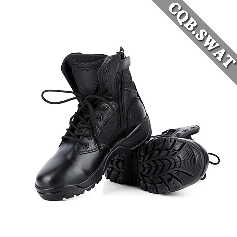 Extra-value Hot Selling New Style 99 For Combat Boots Special Combat Boots Hot Selling Full-grain Leather Tactical Boots CQB. Sw