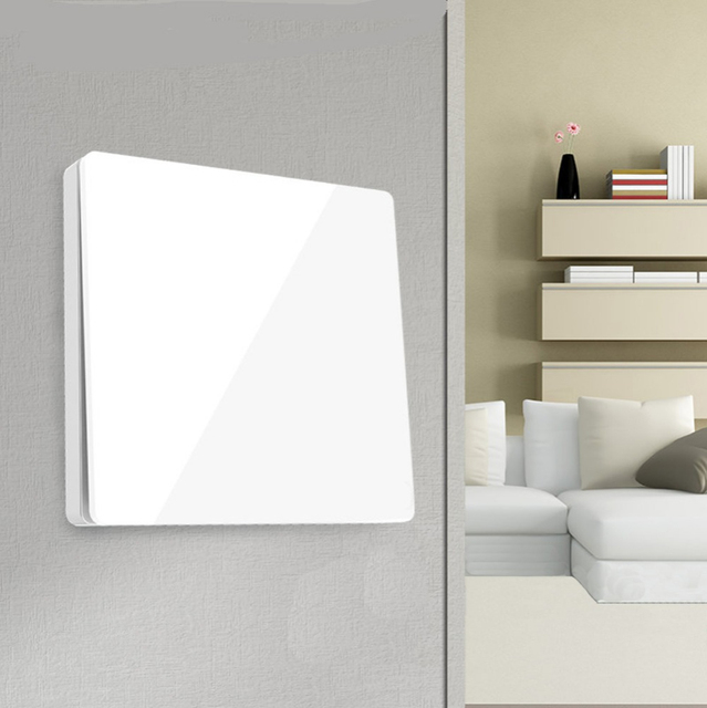 Wireless remote Switch Wiring free wireless remote control switch Self Powered wireless Switch AC Wall panel No battery