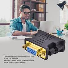 DVI to HDMI-compatible Adapter Cable 24k Gold Plated Plug DVI 24 1 Pin 1080P Video Converter Cable for PC HDTV Projector