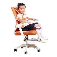 Kinder studie stuhl hause schreiben stuhl grundschule sitz haltung korrektur heben hocker verstellbare rückenlehne computer sitz