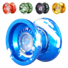 MAGICYOYO K9 series metal yo-yo professional competition yo-yo children's classic toys birthday gift nike футболка мужская nike swoosh размер 44 46