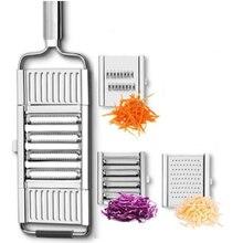 New Multifunction Vegetable Slicer Stainless Steel Grater Cutter Shredders Fruit Peeler Carrot Grater Kitchen Accessories