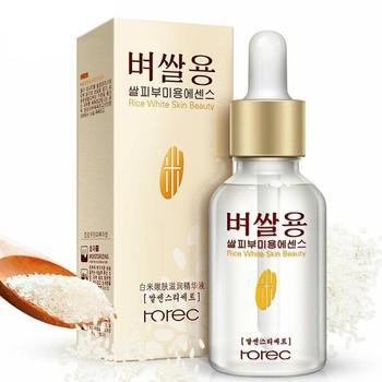 White Rice Face Serum Olive Rejuvenating Enzyme Solution Original Skin Nourishing Moisturizing Skin Care Serum Products
