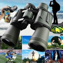 Gafas de visión nocturna de alta definición, lentes de visión nocturna de concierto, 20x50, HD, envío gratis